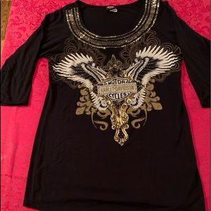 Harley-Davidson Glamour Shirt